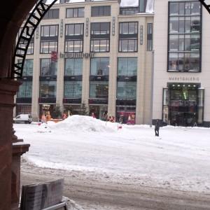 Winterdienst für 1 Euro